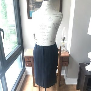 Isaac Mizrahi for target Black Pencil Skirt Sz 2